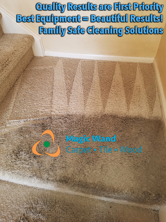 Tired of incompetent service providers? Treat your home to quality and Schedule Online! It's easier than ordering a pizza! Order some clean carpet today.